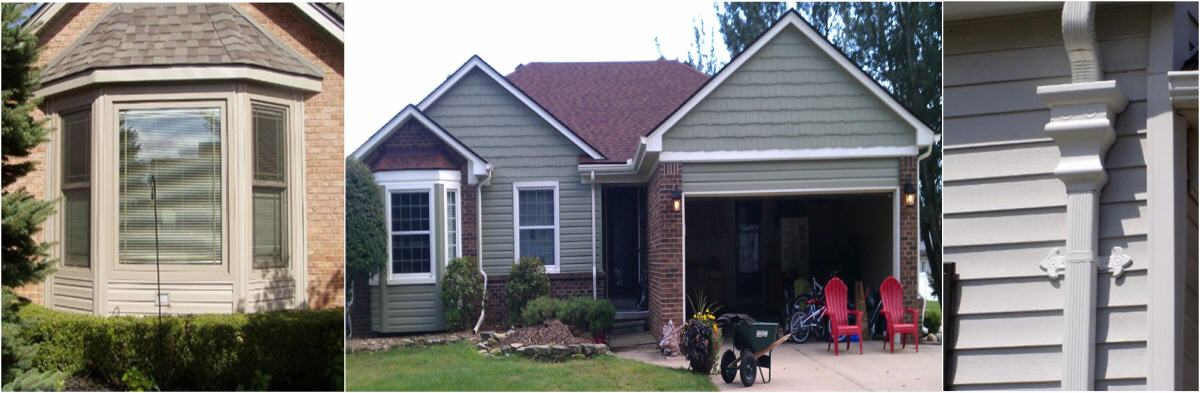 Gutters Siding Windows Home Improvement Contractor